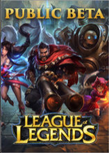 League of Legends Public Beta